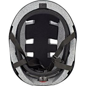 KED Risco Helm, grey/metall matte